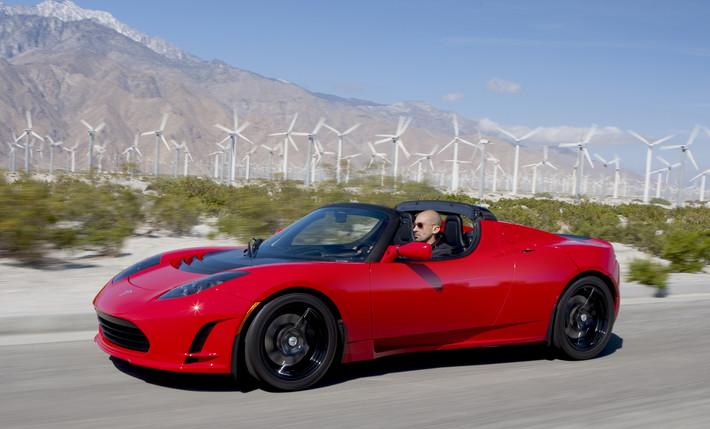 возможным появление Tesla.