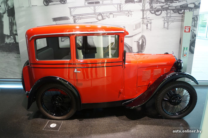 BMW 3/15 PS (1929 год)