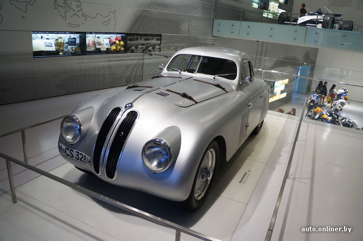 BMW 328 Touring Coupe (1939 год)
