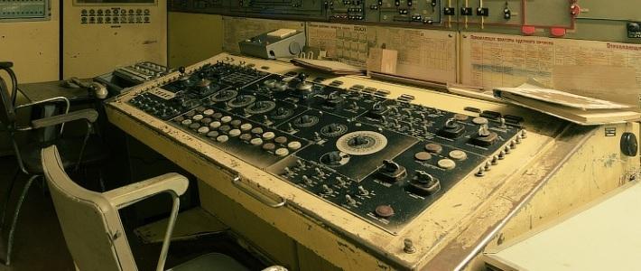 Фоторепортаж: сохранившийся бункер времен холодной войны под Брестом