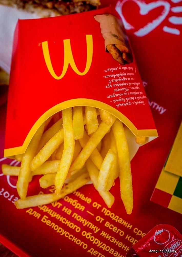 картофель фри как в макдональдсе рецепт с фото пошагово