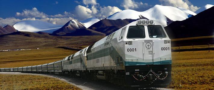 Поездом на высоту в пять километров: как китайцы построили железную дорогу в Тибет