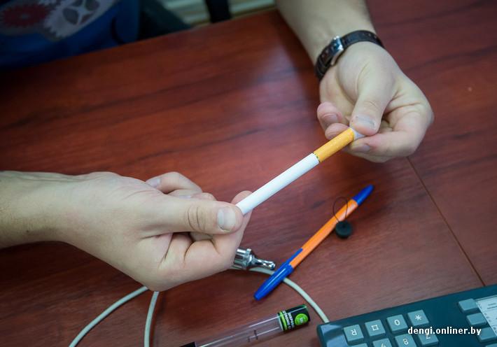 Как сделать своими руками электронных сигарет6