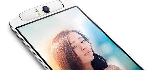 Oppo N1   в продаже c 10 декабря по цене 500 евро