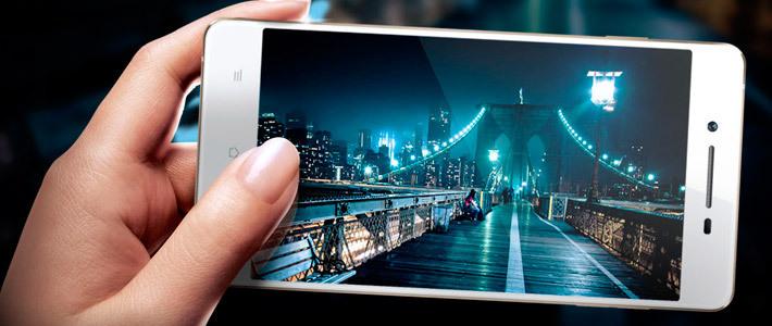 Oppo официально представила 5 дюймовый смартфон  OPPO R1
