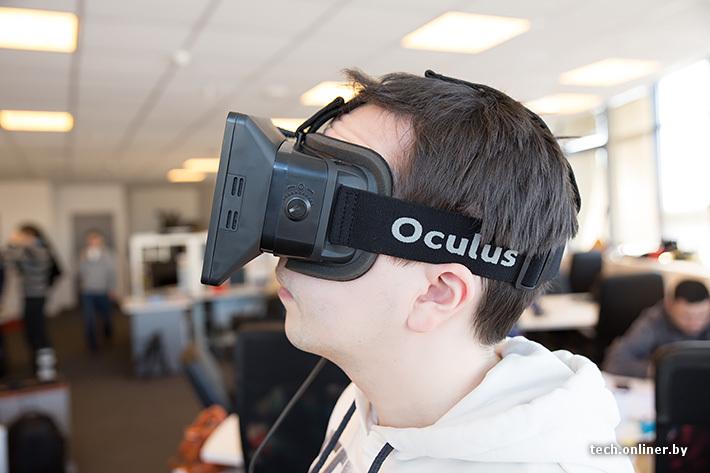 Очки виртуальной реальности oculus rift порно игра