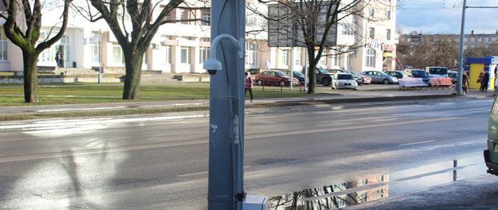 В Гродно на переходах размещают камеры — ГАИ будет следить за пропуском пешеходов