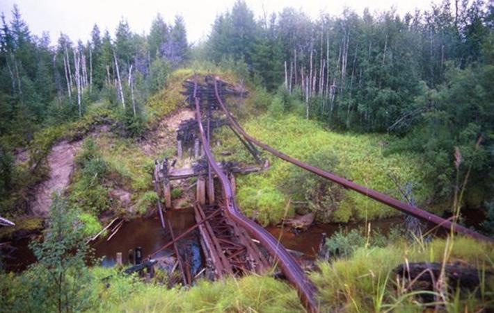 Россия начнет строительство железной дороги в обход Украины - Цензор.НЕТ 8336