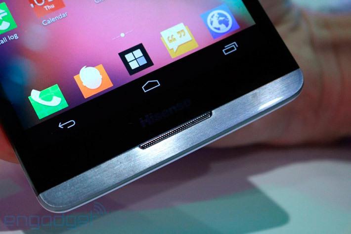Hisense X1   смартфон с 6,8 дюймовым экраном