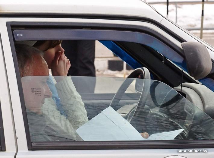 Спорные ситуации на экзамене по вождению