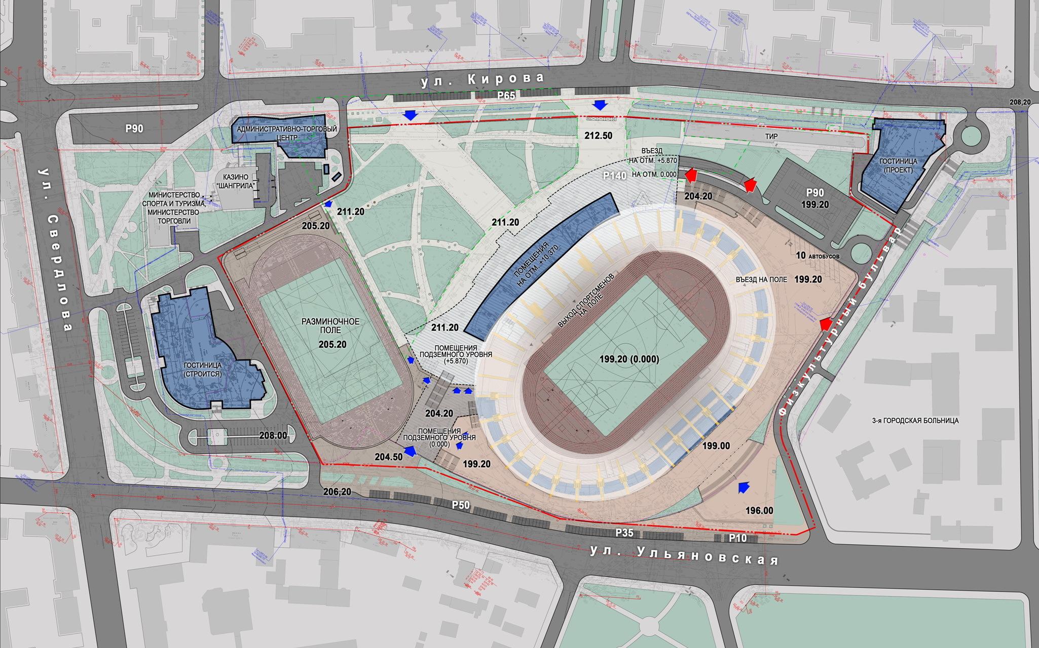 Схема стадиона динамо минск фото 340