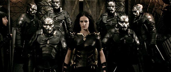 Критики назвали фильм «300 спартанцев: Расцвет империи» банальной ...