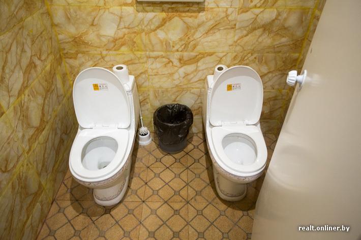 Фото как пользоваться туалетом