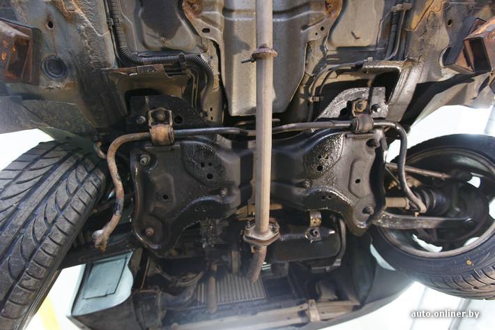 детали подвески передней ситроен с5 2003 год