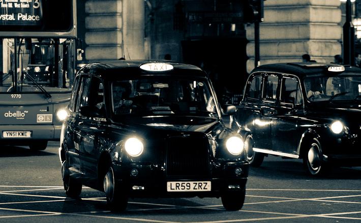 Что за машина в fake taxi online