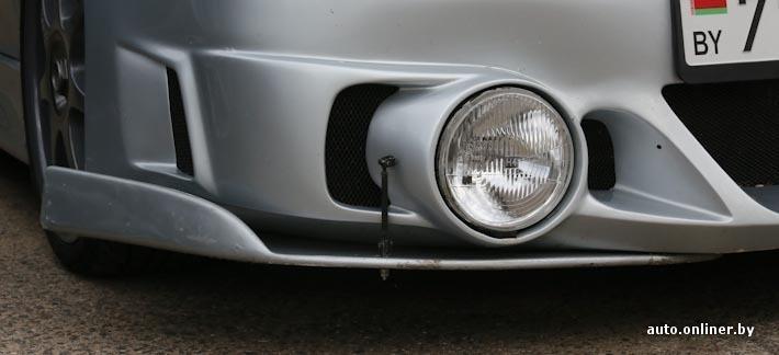 Nissan Sentra: тюнинг в стиле Need for Speed Underground 2