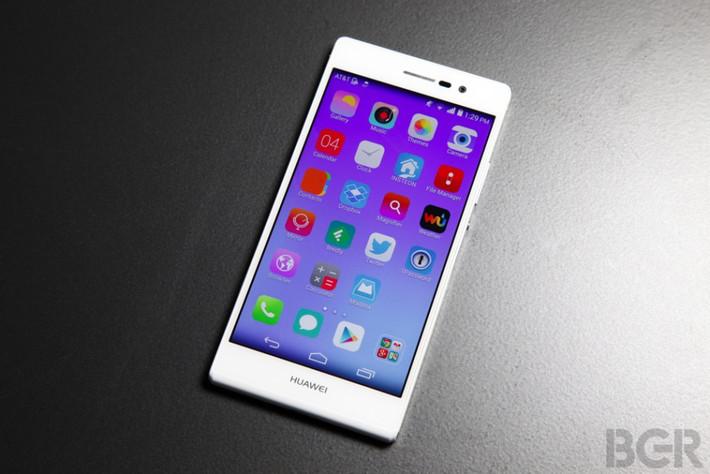 Huawei ascend p7 темы