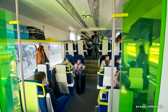трёхвагонные дизель-поезда