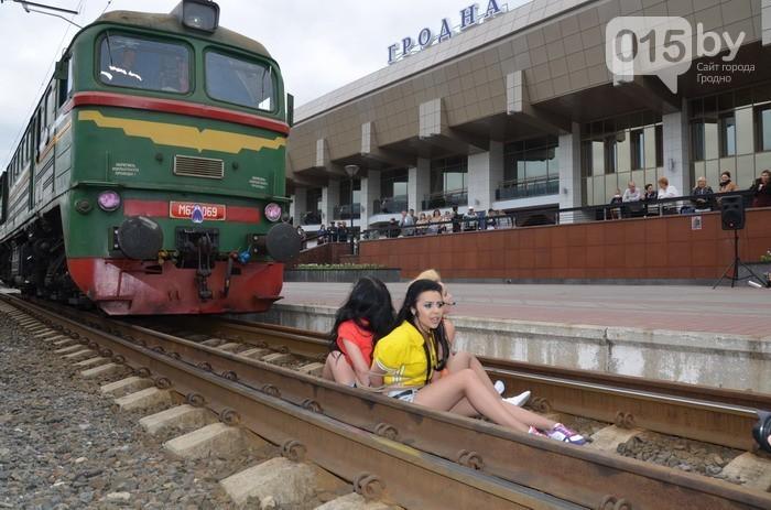 Все фильмы связанные с поездами