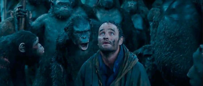 Фильма планета обезьян революция