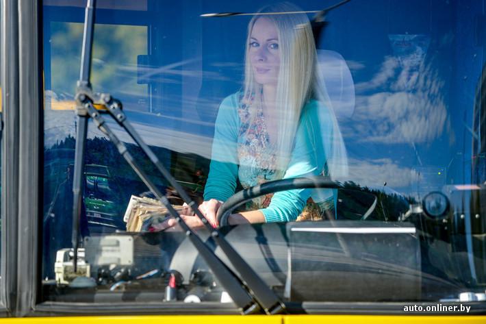 Девушка нашол лесбиян на афтобус
