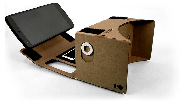 Как сделать шлем виртуальной реальности