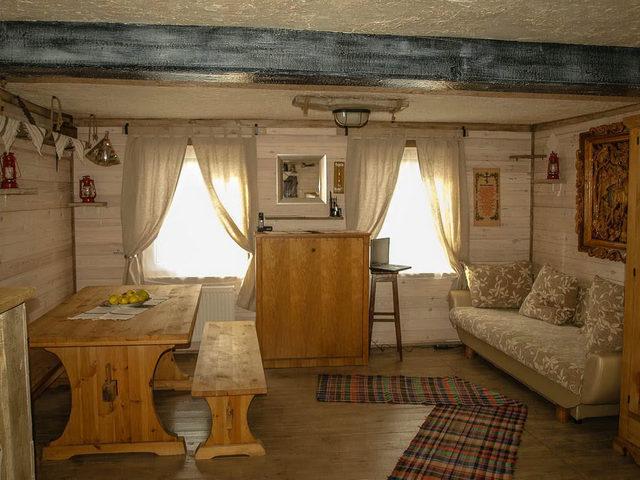 Как деревенский дом сделать уютней 440