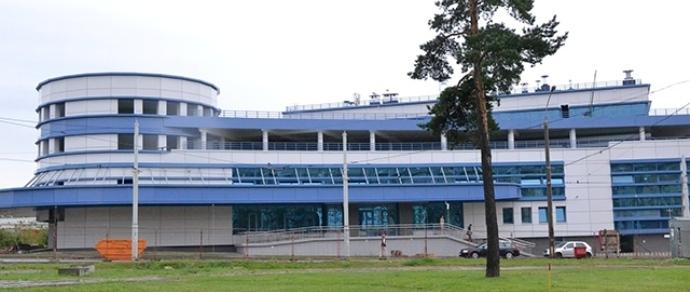 В Минске заканчивается строительство спортивного центра «Трактор» с двумя бассейнами