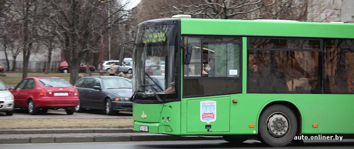 В Барановичах нетрезвый пенсионер выпал из автобуса