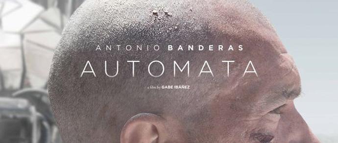 Опубликован первый трейлер фильма Automata с Антонио Бандерасом в главной роли