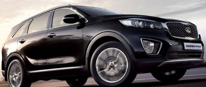 В Корее стартовали продажи Kia Sorento нового поколения