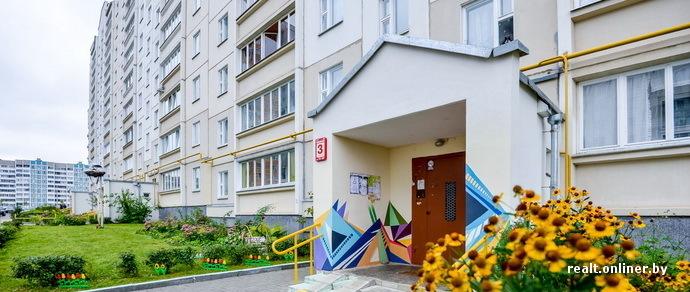 В Минске выбрали лучший двор, подъезд и частный дом