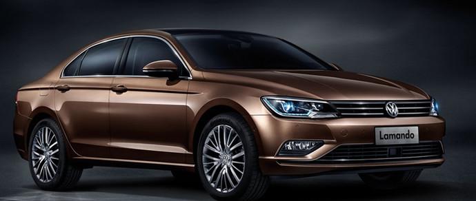 В Китае дебютировал серийный Volkswagen Lamando