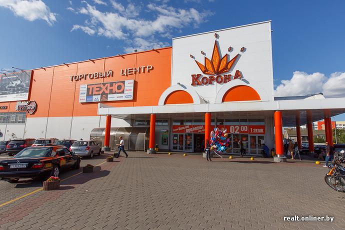 fcc5c480c326 Второй этаж отведен под галерею магазинов «Модный молл», магазин «Корона  Техно» и детский развлекательный центр.