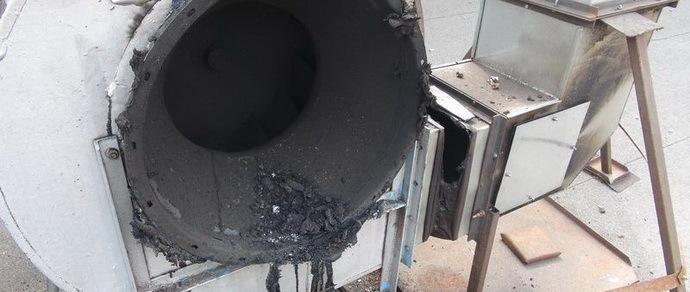 На «Коммунарке» произошел пожар: «сгорел на работе» аппарат 1976 года выпуска