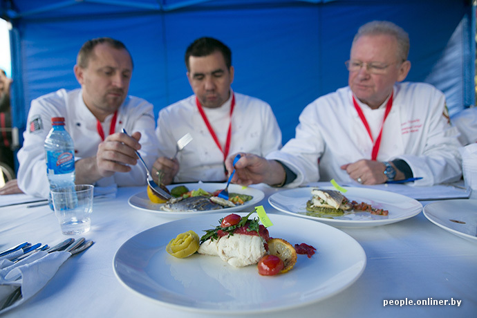 Кулинарные мастер-классы в минске
