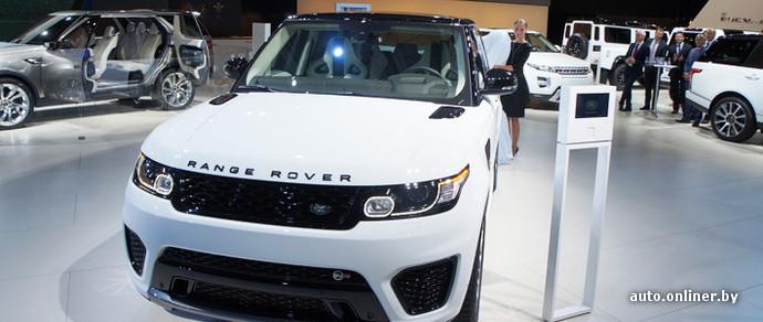 Самый быстрый в мире SUV впервые показали публике