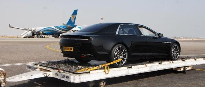 Aston Martin Lagonda будет продаваться только на Ближнем Востоке
