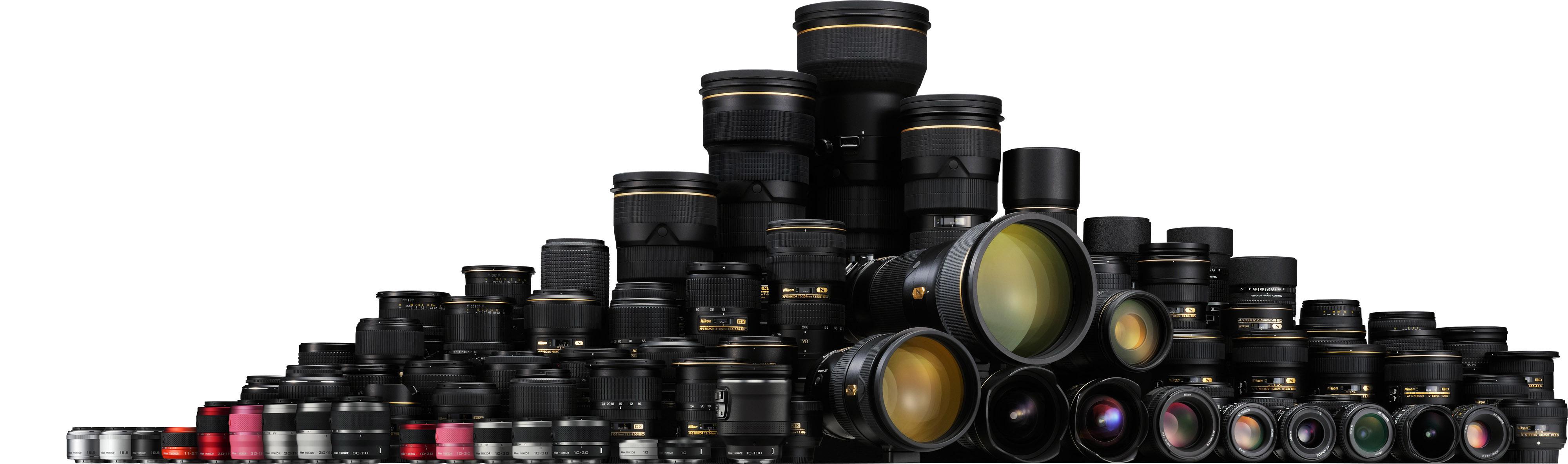 оптический бренд Nikon