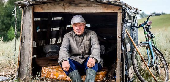 Человек в собачьей будке. История белоруса, которому нечего ждать