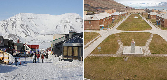 Шпицберген: туристический рай, советские города-призраки и хранилище Судного дня