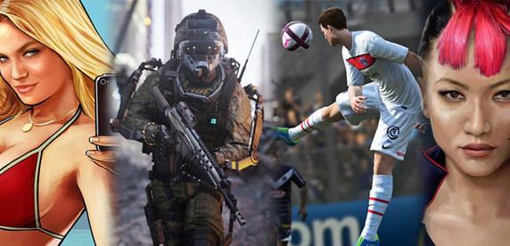 Топ ожидаемых игр осени 2014 года