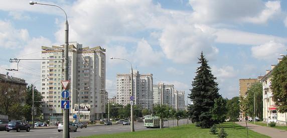 Районы, кварталы: Партизанский проспект от площади Ванеева до «Автозаводской»