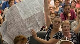 Комиссия отправила на доработку проект уплотнения кварталов в районе улицы Калинина