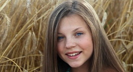 14-летняя Надежда Мисякова представит Беларусь на детском «Евровидении-2014»