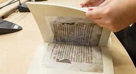 Незабытая история: вышло факсимильное издание cамой древней книги Беларуси — Туровского Евангелия XI века