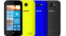 Archos анонсировала WP-смартфон и планшет под управлением Windows 8.1