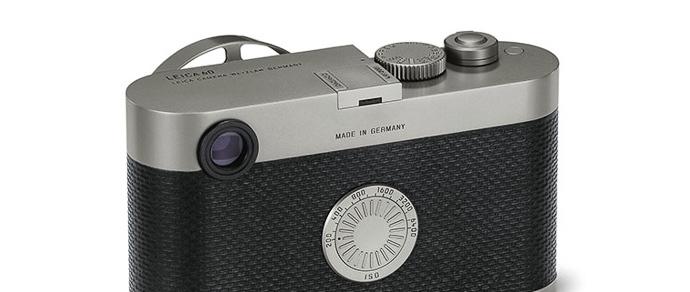 Leica выпустит ограниченную серию фотоаппаратов без дисплея