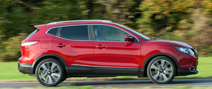 Официально: Nissan Qashqai российской сборки появится в 2015 году