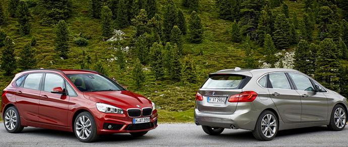 Стали известны подробности о новых переднеприводных BMW